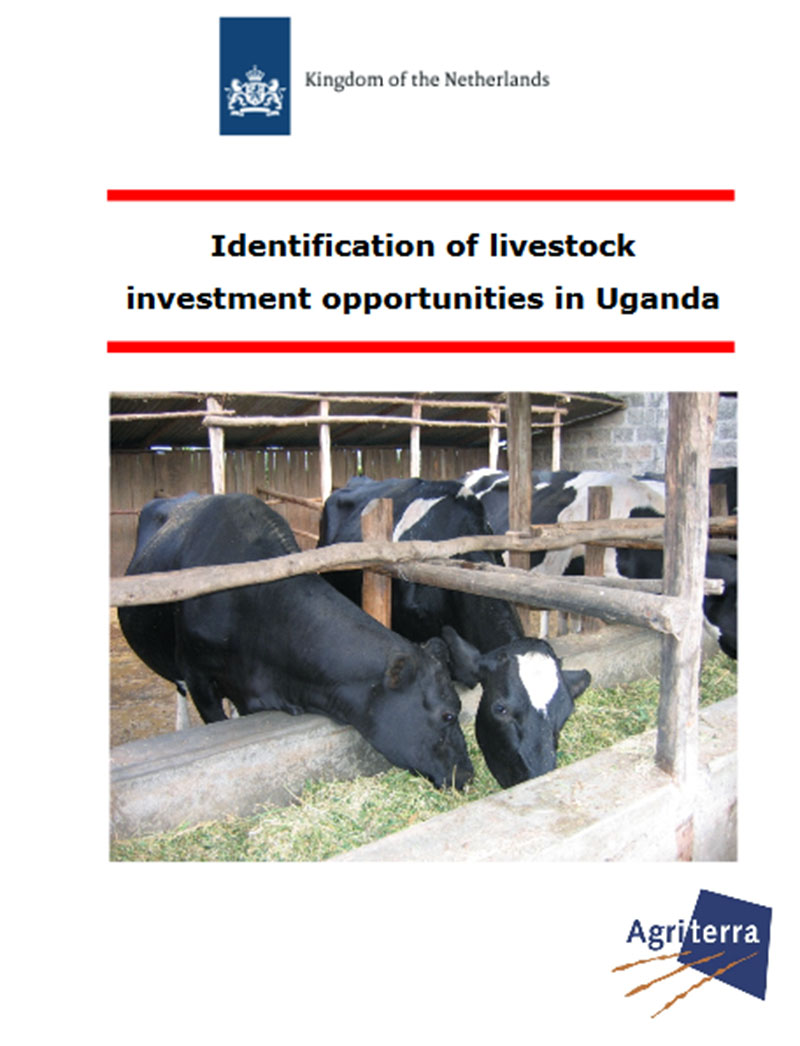 Identification of livestock  investment opportunities in Uganda