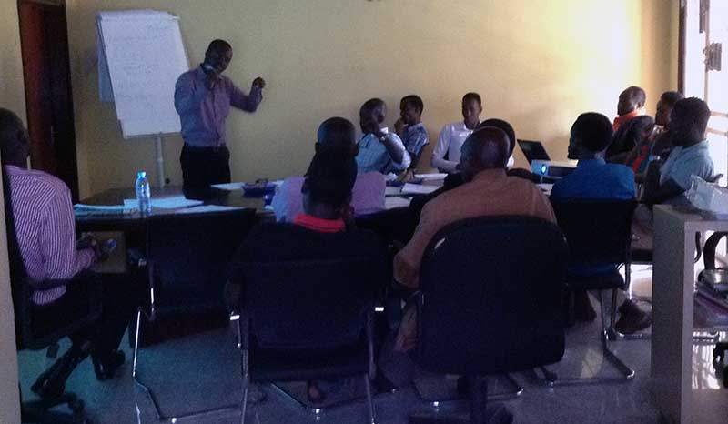 Farmers Meeting: Kabuyanda Nshenyi, Endinzi & Isingiro United Meat Coop. Society reps