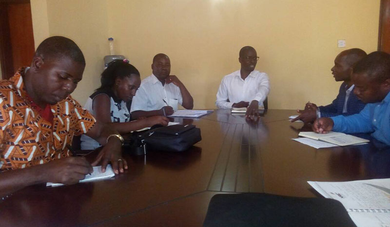 UMPCU hosts Delegation from Malawi Cooperative Sector