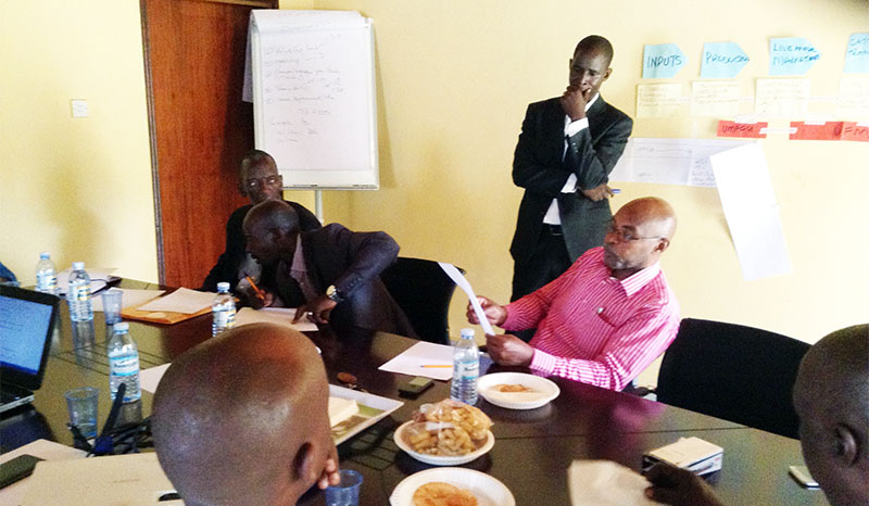 Chairmen of UMPCU Member Cooperative Societies' engage in productive planning & solution finding