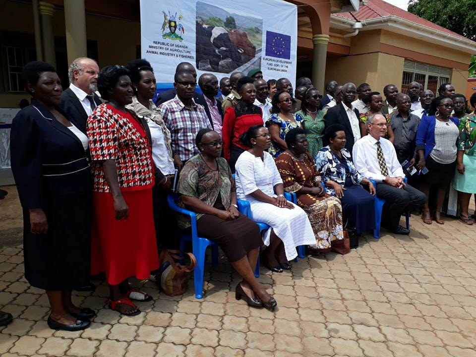 National Launch of EU Project