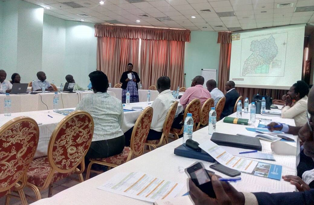Technical Assessment meeting on animal health challenges