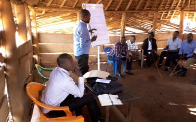 Regional meetings with Cooperatives