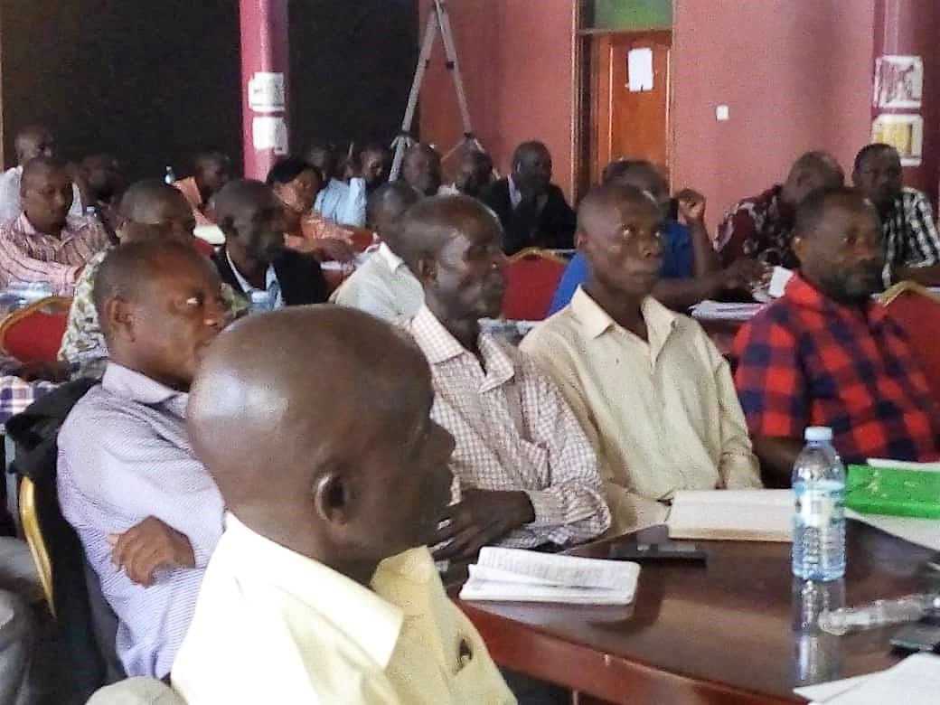 Farmers in Luwero sub region pledge increased participation