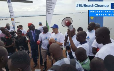 "European Union ""Global beach clean-up"""
